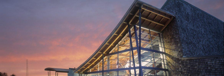 Columbia River Maritime Museum,Astoria,Oregon, USA