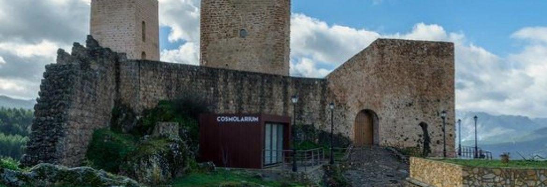 Cosmolarium. Castillo de Hornos de Segura, Jaén, Spain