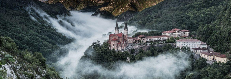 Covadonga,Asturias, Spain