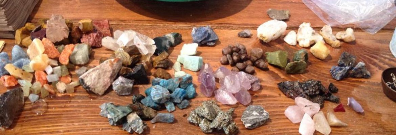 Elijah Mountain Gem Mine,Hendersonville,North Carolina, USA