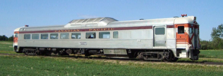 Alberta Railway Museum,AB, Canada