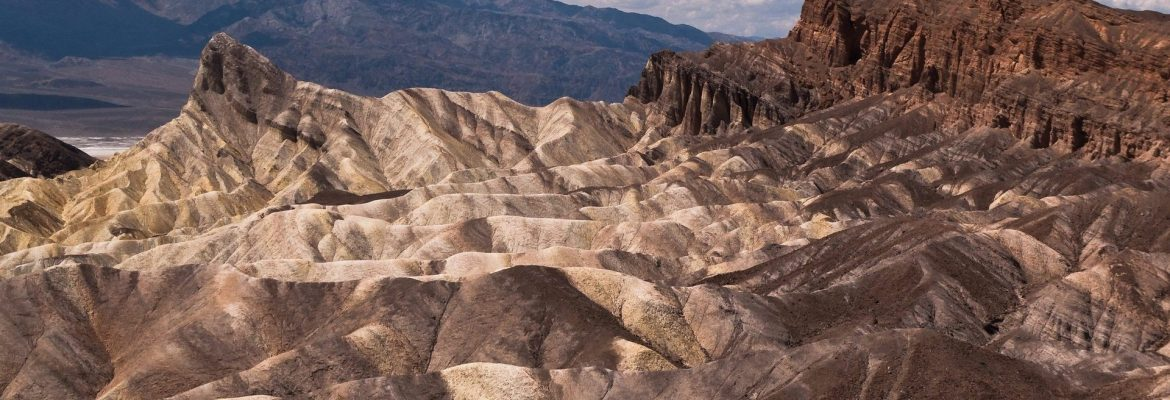 Dante's View, Death Valley National Park,California, USA