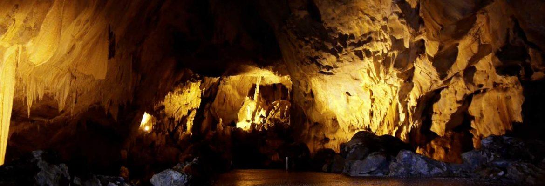 Cave of Dragon,Kastoria, Greece