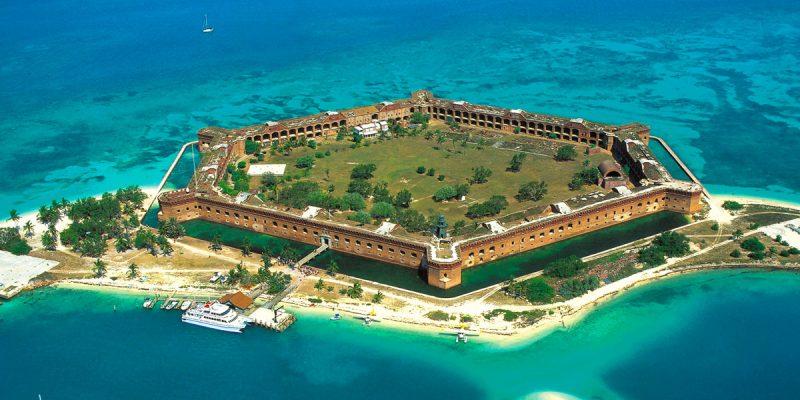 Dry Tortugas National Park, Key West,Florida, USA