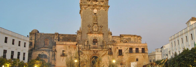 Plaza del Cabildo,Arcos de la Frontera, Cádiz, Spain