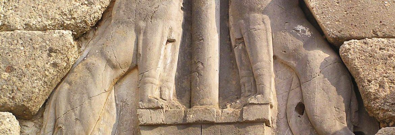 Lion Gate,Mykines, Greece