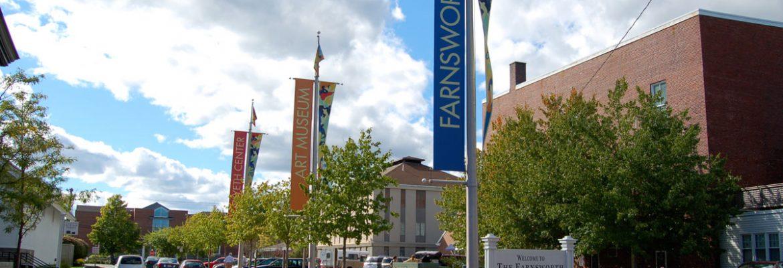 Farnsworth Art Museum,Rockland, Maine, USA