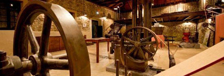Tour Old Olive Oil Factory, Parga, Greece