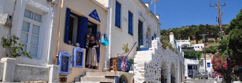 Lefkes, Greece