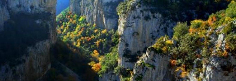 Foz de Lumbier,Lumbier, Navarra, Navarra, Spain