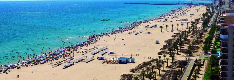 Playa de Gandía,Valencia, Spain