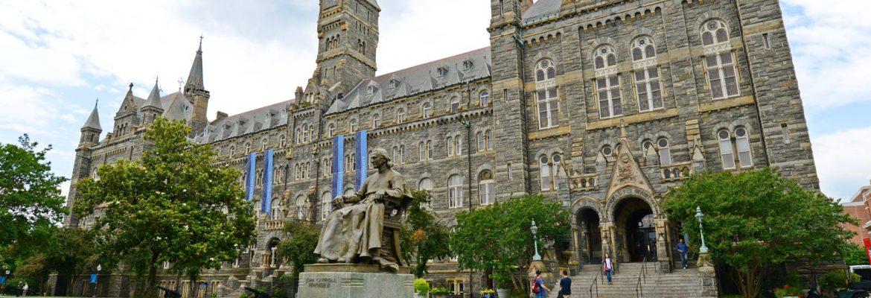 Georgetown University,Washington, DC, USA