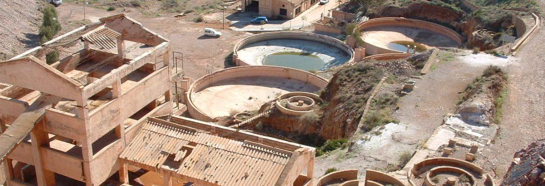 Gold Miness, Rodalquilar,Almería, Spain