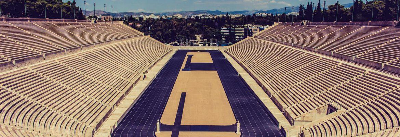 Panathenaic Stadium,Athens, Greece