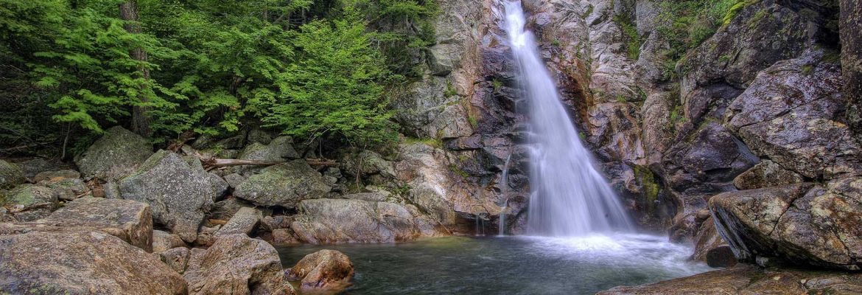 Glen Ellis Falls, Jackson, New Hampshire, USA