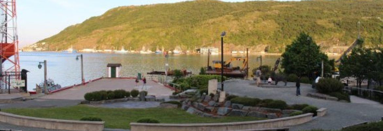Harbourside Park, NL, Canada