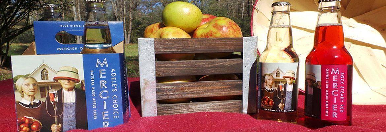 Mercier Orchards,Blue Ridge,Georgia, USA