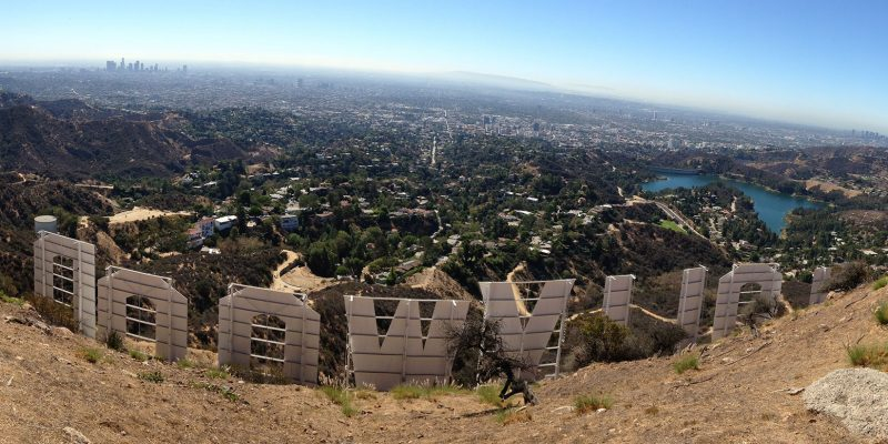 Griffith Park,Los Angeles,California, USA