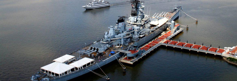 Battleship New Jersey, New Jersey, USA
