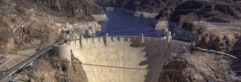 Hoover Dam,Nevada, USA