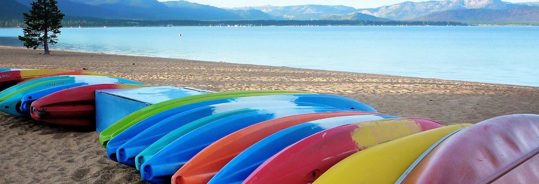 Canoe Rental, Lido Caporena, Paddle to Isle Dino