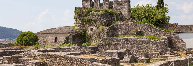 Platanos in the Castle,Ioannina, Greece