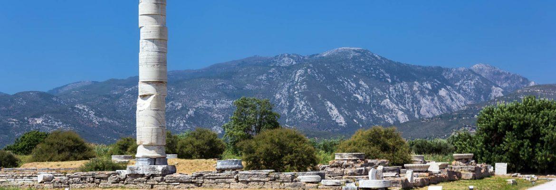 Heraion of Samos, Unesco Site,Pythagoreio, Greece