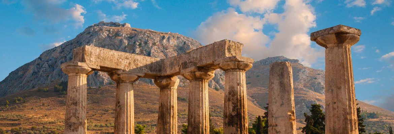 Ancient Corinth,Korinthos, Greece