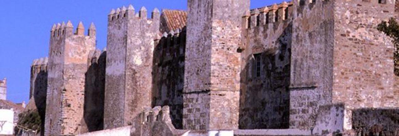 Castillo de Guzmán el Bueno,Tarifa, Cádiz, Spain