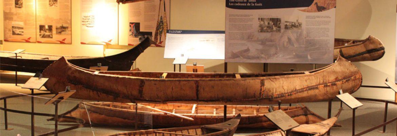 The Canadian Canoe Museum,Peterborough, Canada