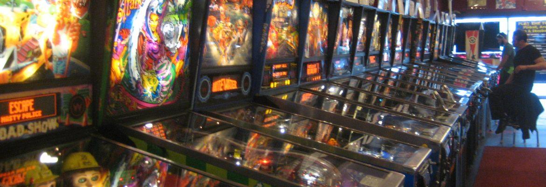Silverball Pinball Museum, Asbury Park, New Jersey, USA