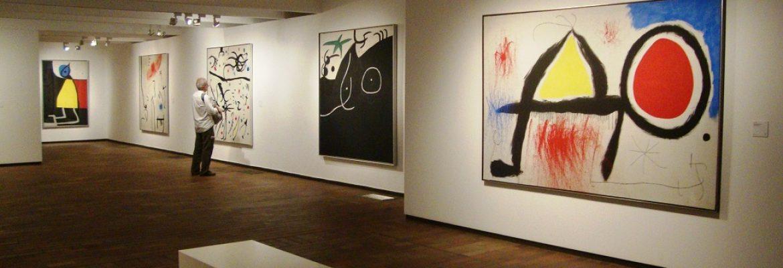 Joan Miró Foundation, Barcelona, Spain