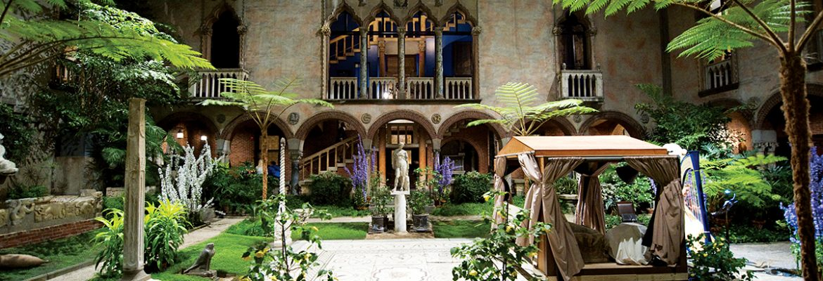 Isabella Stewart Gardner Museum, Boston, Massachusetts, USA