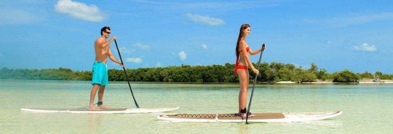 Paddle board Tour, Key West,Florida, USA