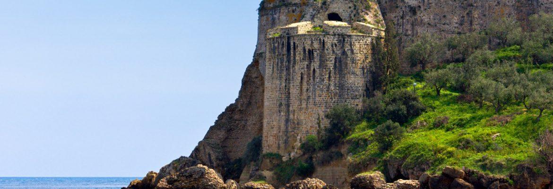 Koroni's Castle,Koroni, Greece