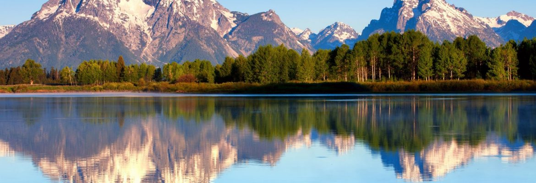 Teton National Forest, Cody,Wyoming, USA