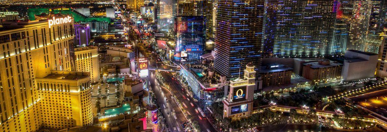 Las Vegas Strip, Las Vegas,Nevada, USA