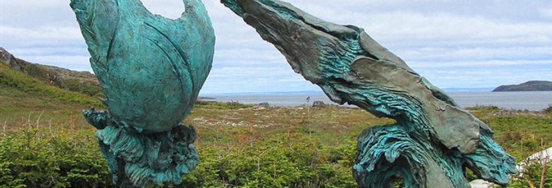 L'Anse aux Meadows National Historic Site,NL, Canada