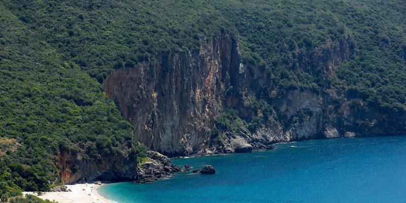 Lichnos Beach,Parga, Greece