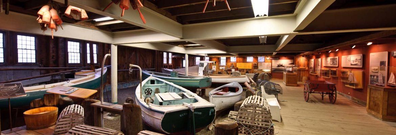 Maine Maritime Museum, Bath, Maine, USA