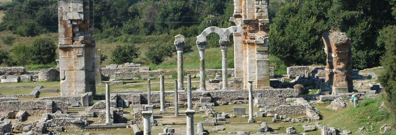 Philippi Archaeological Site, Unesco Site, Kavala, Greece