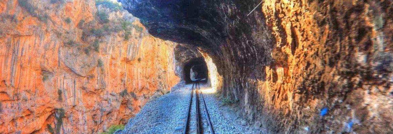 Vouraikos Canyon – Cog Railway, Kalavrita