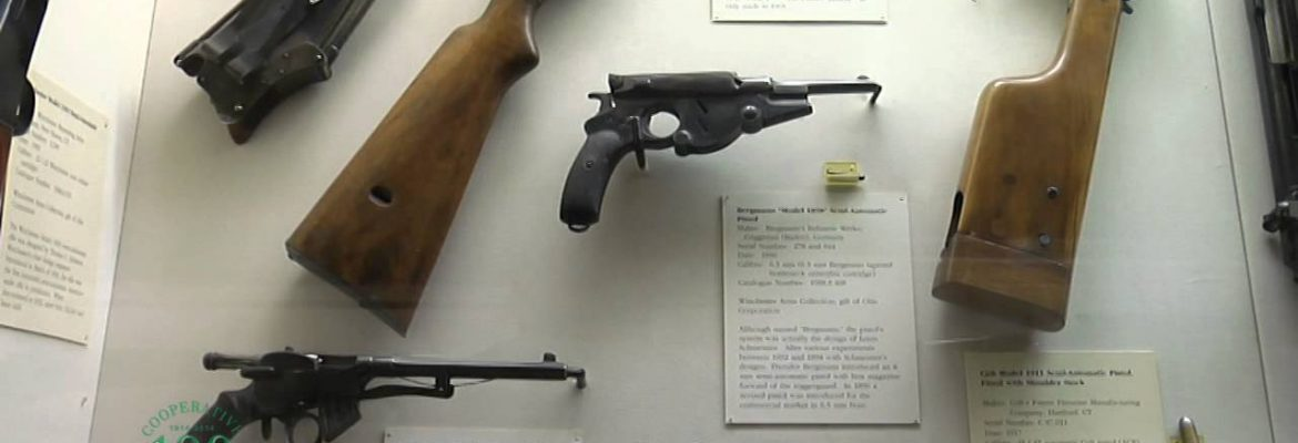 Cody Firearms Museum, Cody, Wyoming, USA