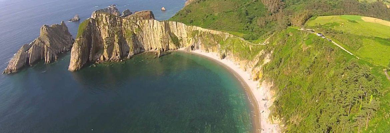 Playa del Silencio,Castañeras, Asturias, Asturias, Spain