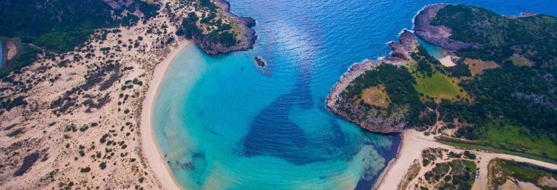 Paralia Voidokilias Beach, Greece