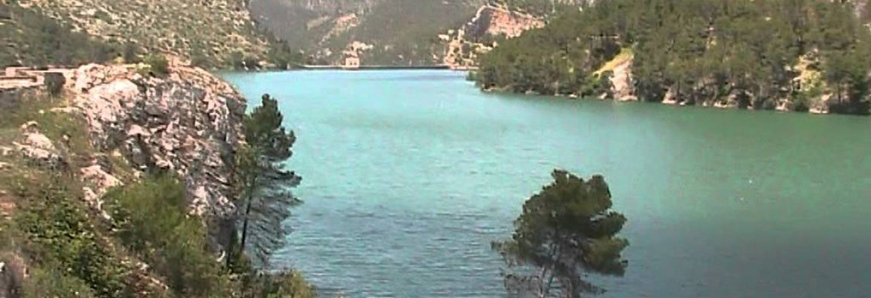Embalse del Tranco de Beas,Jaén, Spain