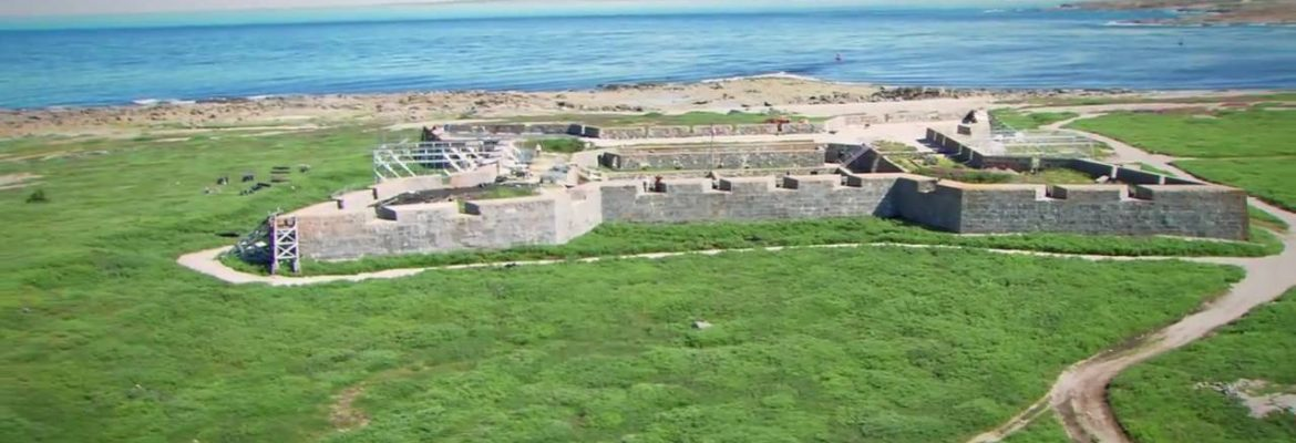 Prince of Wales Fort,Churchill, MB, Canada