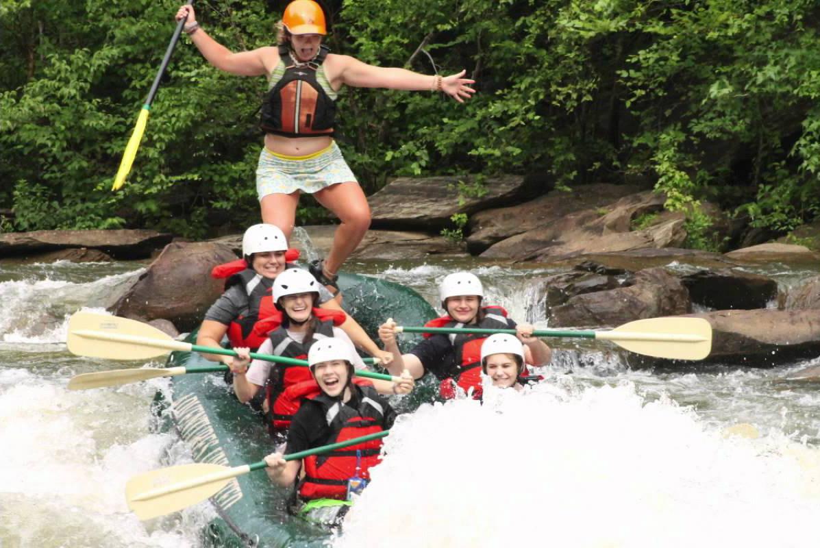 Adventures Unlimited, Ocoee, Tennessee, USA – Heroes Of Adventure