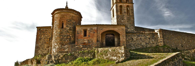 Mezquita de Almonaster La Real,Almonaster la Real, Huelva, Spain
