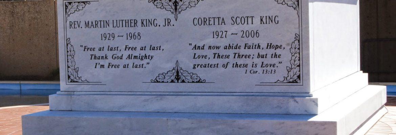 Martin Luther King Jr. National Historic Site,Atlanta,Georgia, USA